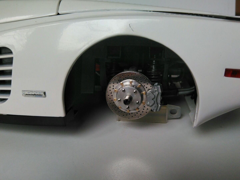 1 8 8 8 Pocher. Ferrari F40; Testarossa; Porsche 911 d5da43