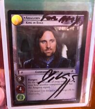 Lord of the Rings 8x10 Print Framed Viggo Mortensen Autograph Replica Print
