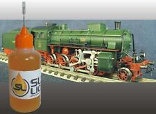 BEST plastic-safe synthetic oil for Minitrix Slick Liquid Lube Bearings Original