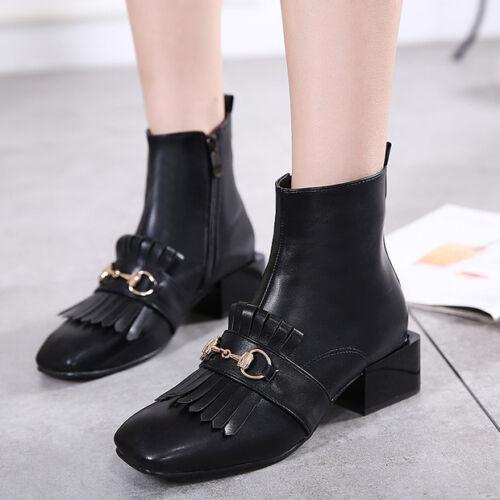 Stiefel Schwarz Militärschuhe Schuhe Simil 9440 4 Cm Niedrig Leder Elegant 7q7fOwraxS