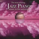 The Most Relaxing Jazz Piano in the Universe by Various Artists (CD, Oct-2005, 2 Discs, Denon Records)