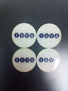 FIAT-128-Argentina-IAVA-Wheel-Center-Cap-Set-NEW-809A