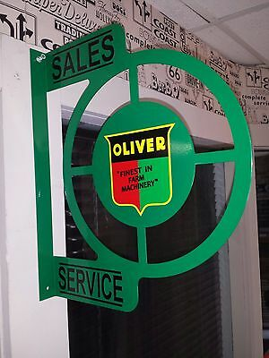 OLIVER TRACTOR NOSTALGIC ADVERTISING KEY BOX