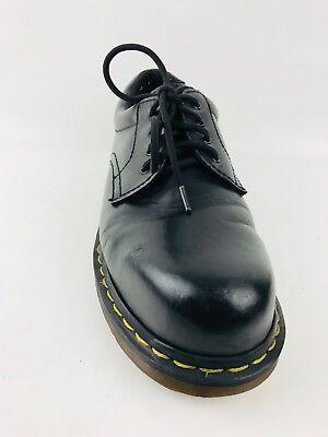 Dr. Martens DMS Safety Black Shoe Men's