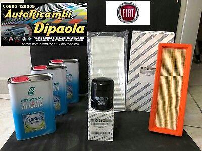 KIT TAGLIANDO 3 FILTRI BOSCH FIAT BRAVO II 1.4 GPL | eBay