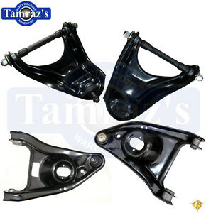64 72 chevelle gto cutlass front control arm set upper \u0026 lower newimage is loading 64 72 chevelle gto cutlass front control arm
