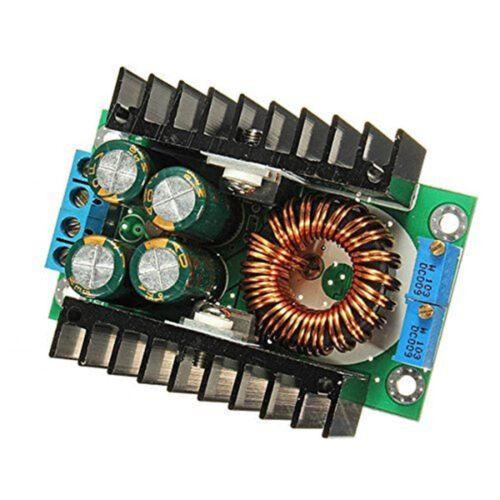 DC-DC CC CV Buck Converter Step-down Power Module 7-32V to 0.8-28V 12A