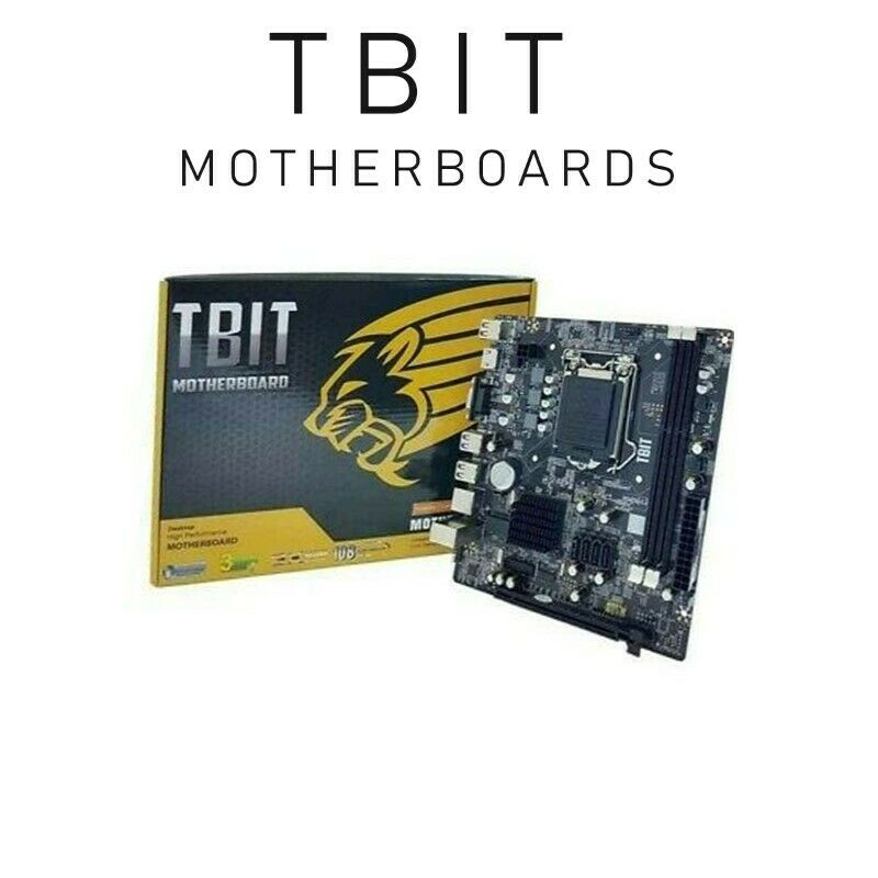 TBIT Motherboards New