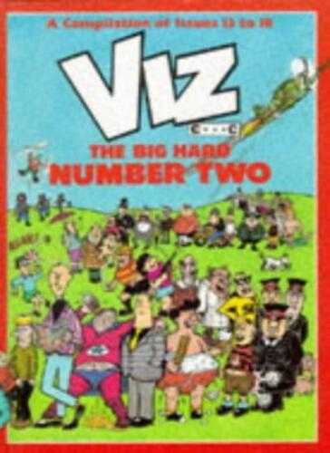 1 of 1 - Viz. The Big Hard Number Two. Issues 13 to 18 By  Chris (Editor). Donald