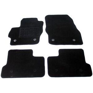 Fussmatten-Satz-Stoffmatten-fuer-Mazda-3-BL-Automatten-4-Teilig
