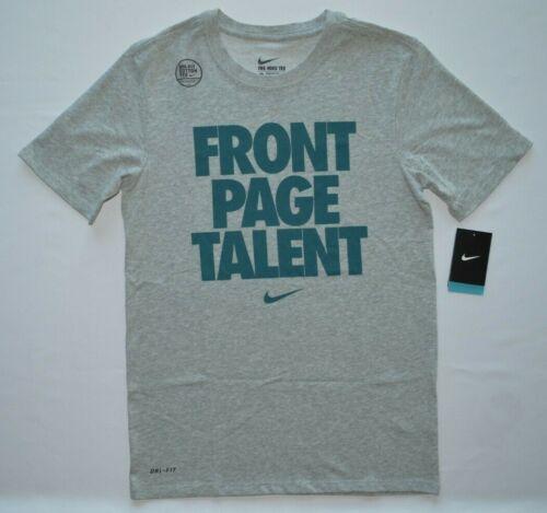 Men/'s Nike Dri-Fit Athletic Cut Basketball T-Shirt