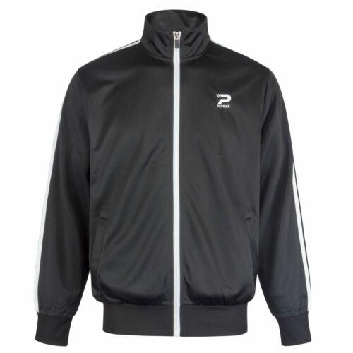 Patrick Herren Trainingsjacke Sportjacke Jacke Reißverschluss Retro Look