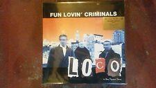 Fun lovin' Criminals - Loco..- ORANGE.+ NUMBERED -LP LTD.EDITION - NEW