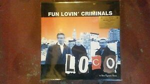 Fun-lovin-039-Criminals-Loco-ORANGE-NUMBERED-LP-LTD-EDITION-NEW