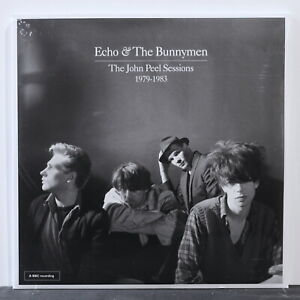 ECHO-amp-THE-BUNNYMEN-039-Peel-Sessions-039-Vinyl-2LP-NEW-SEALED
