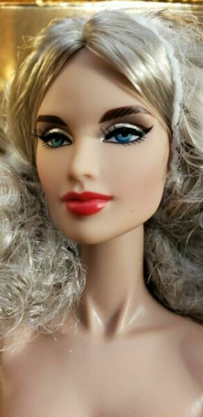 Lark Lawrence Nude Doll NIB 2018 FR Luxe Life Miss Behave