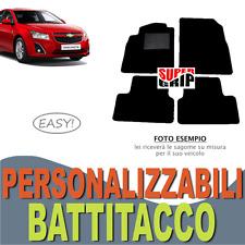 PER CHEVROLET CRUZE TAPPETINI PER AUTO SU MISURA MOQUETTE E BATTITACCO | EASY