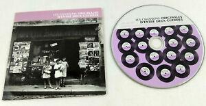 CD-Les-Chansons-Originales-d-Entre-Deux-Guerres-Disque-etat-parfait-Envoi-suivi