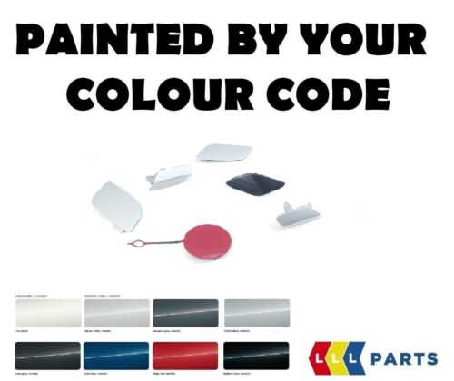 NEW AUDI Q3 17-18  LEFT HEADLIGHT WASHER COVER CAP PAINTED BY YOUR COLOUR CODE