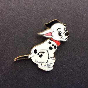 WDW-Cast-Lanyard-Series-Dalmatian-Puppy-6-Disney-Pin-17189