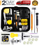 Watch-Repair-Kit-Leather-Invicta-Gold-Watchband-Adjustment-Tool-With-Case thumbnail 1