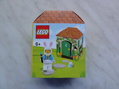 PROMOTION LEGO® Osterhasenhütte 5005249 JAHR 2018 NEU // OVP SPECIAL