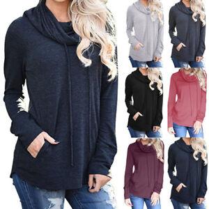Women-Long-Sleeve-Casual-Top-Blouse-Ladies-Plus-Size-T-shirt-Pullover-Sweatshirt