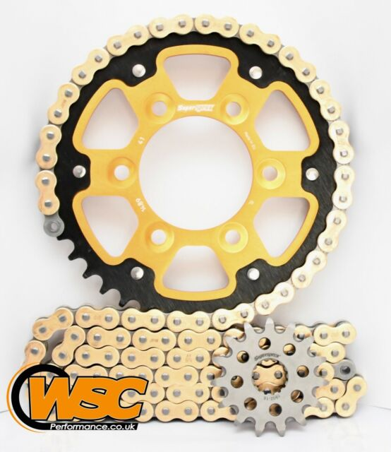 520 Race 11-14 AFAM Recommended Chain And Sprocket Kit Aprilia RSV4 1000 APRC