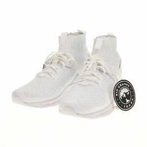 NEW-PUMA-Men-039-s-Ignite-Evoknit-En-Noir-Shoes-in-Puma-White-Puma-White-11-5