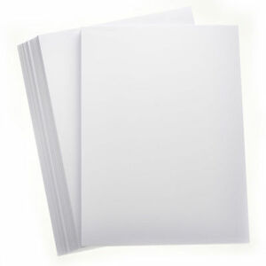 50-SHEETS-SNOW-WHITE-A4-SMOOTH-CARD-160GSM-CRAFT-HOBBY-PRINTER-CARDMAKING