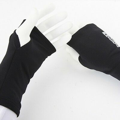 New Hand Warmers / Black - Fingerless Gloves / Smartphone touch screen
