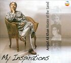 My Inspirations [Slipcase] by Amjad Ali Khan (CD, Apr-2007, 2 Discs, Navras Records)