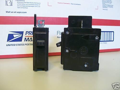 ITE BQ1-B020 CIRCUIT BREAKER 20 A 1 P TYPE EQ-B BQ1B020