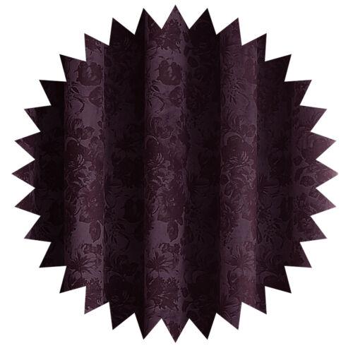 Luxury Velvet Suede Eyelet Lined Curtains Purple