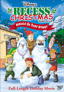 image is loading disney channel recess christmas miracle on third street - Disney Channel Christmas
