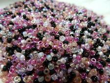 8/0 Elegant Evening Mix Miyuki Round Glass Seed Beads 10 grams