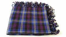 "New Mens Kilt Fly Plaid Heritage of Scotland Tartan/Scottish Fly Plaid 48"" X 48"""
