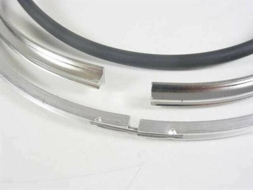 Details about  /Balzers BP-226-106-T Vacuum Chamber O-Ring w//Housing