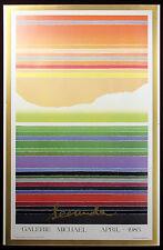 Arthur Secunda Original Art Show Poster, Galerie Michael, 1985 Make Offer!