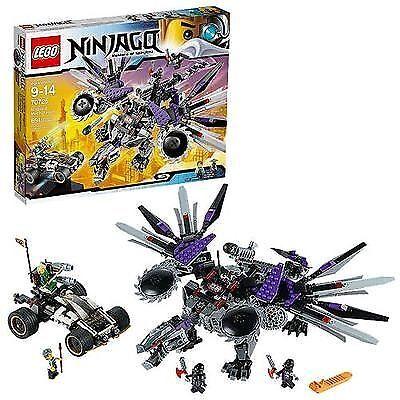 NEW Lego 70725 Ninjago Nindroid Mech Dragon Set