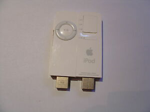 Apple Ipod Shuffle 1. Generation 1GB defekt / not working