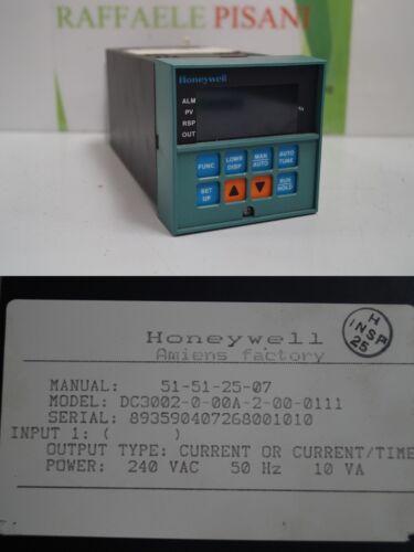 HONEYWELL  DC3002-0-00A-2-00-0111
