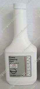 Details about GENUINE Power Steering Fluid 12 fl  oz for Infiniti & Nissan  999MP-AG000P