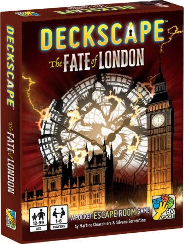 The Fate of London DVG4478 DV Giochi Deckscape