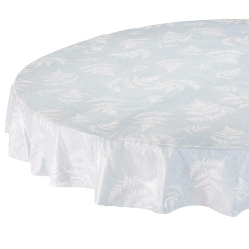 Fern Vinyl Table Cover by Home Style Kitchen