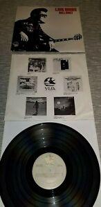 LINK-WRAY-Bullshot-VISA-RECORDS-7009-33rpm-Vinyl-Record