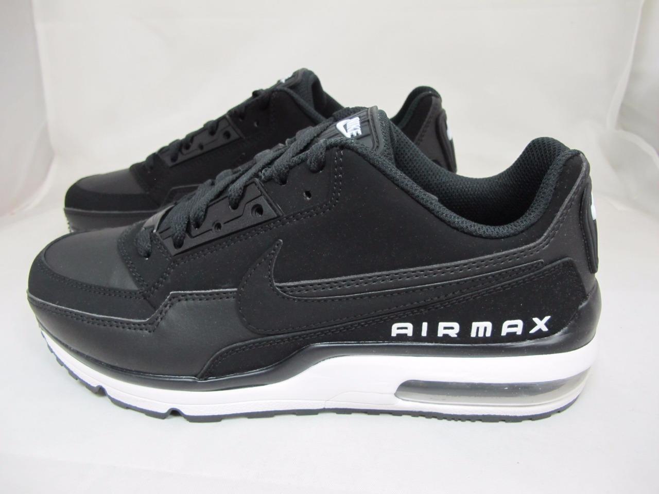Nuevo Para Hombres MAX LTD 3 687977-013 NIKE AIR