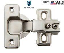 Soft Close Cabinet Hinges Full Concealed European 110 deg w// Plate hl00.0171.25