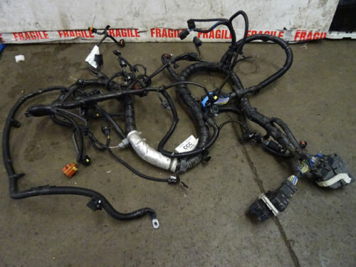 zetec QYBA 1.8 litre with manual gearbox Ford Mondeo mk4 engine wiring loom