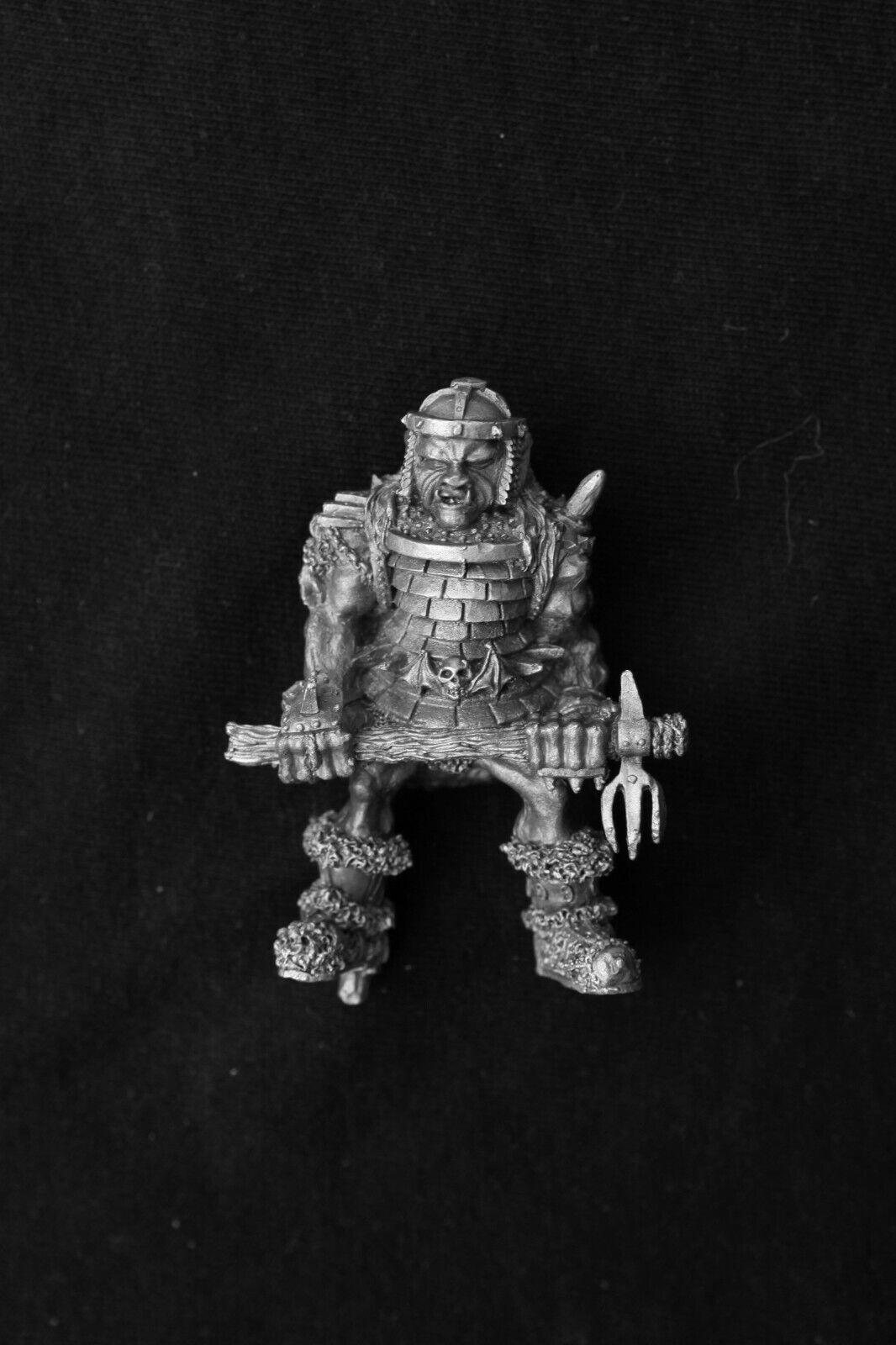 Citadel miniatyrs CM2 Gargantuan Fire Giant Lord, utmärkt villkor